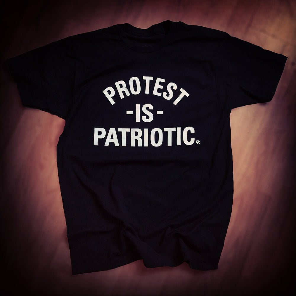 Image of Protest Is...
