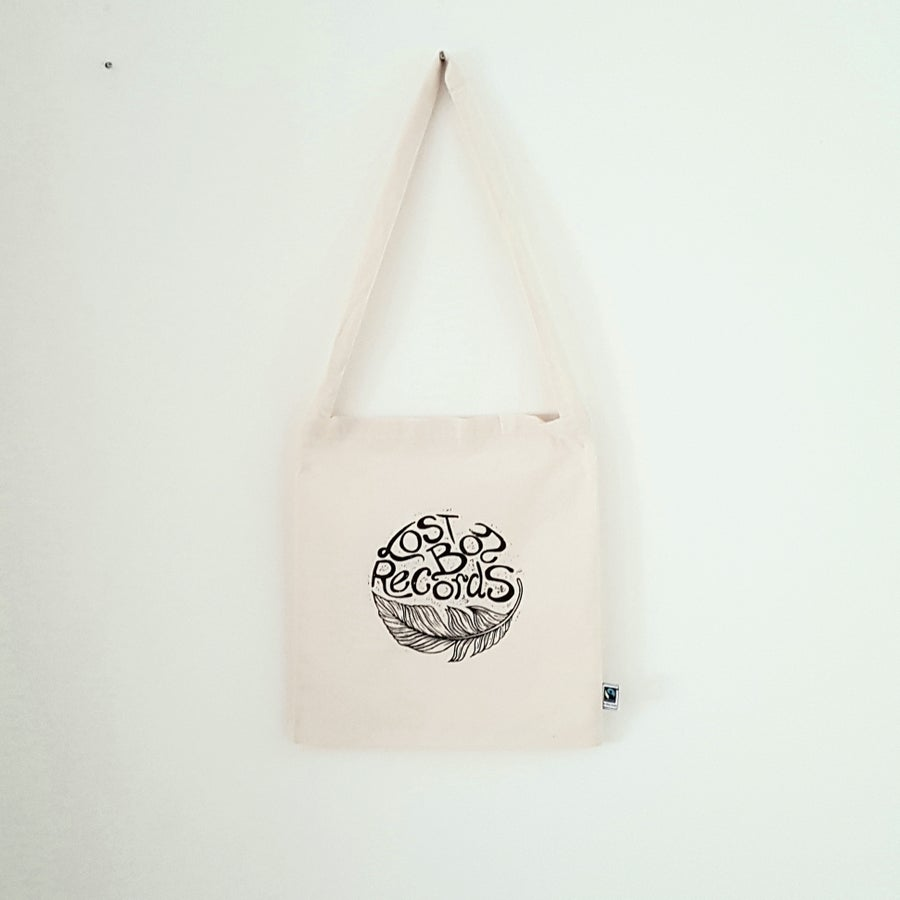 Image of lostboyrecords tote