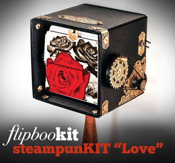 Image of SteampunKit Love (Pre-built)