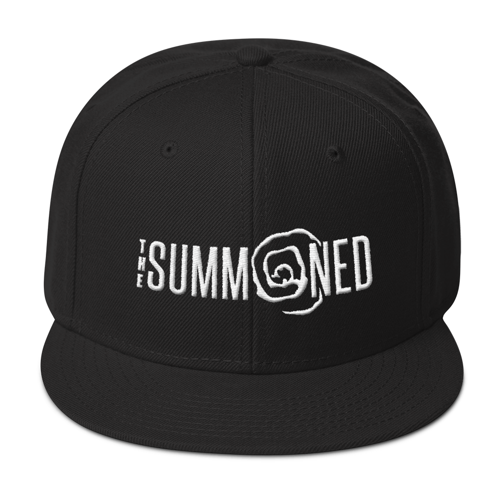 Image of The Summoned Snapback Baseball Hat