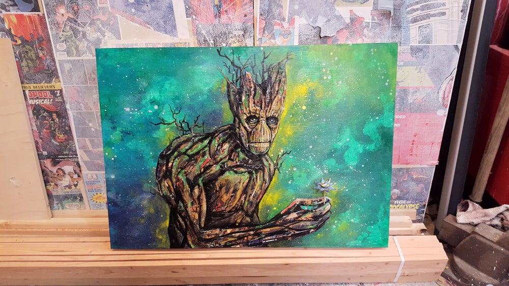 Image of 3D Groot