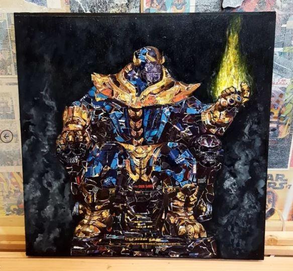 "Image of ""Thanos"""