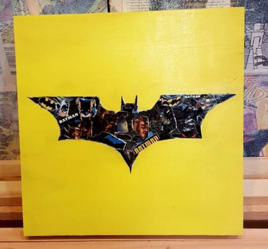 Image of Batman Logo 2