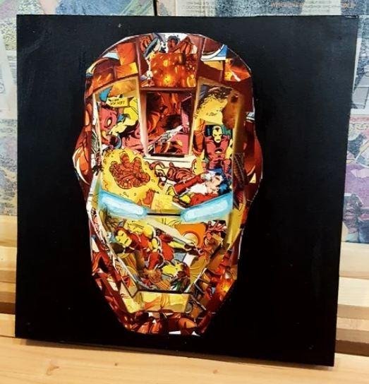 """Image of """"Iron Mask #3"""""""