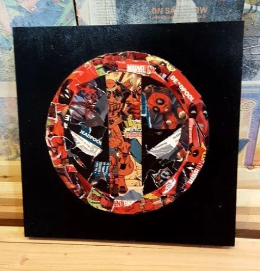 "Image of ""Deadpool logo"""