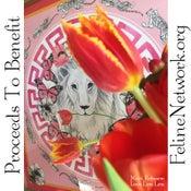 Image of Blue Eyes - Proceeds Benefit FelineNetwork.org