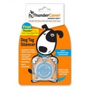 Image of ThunderCover Dog Tag Silencer in the category  on UncommonPaws.com