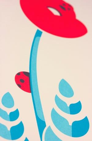 Image of ladybugs