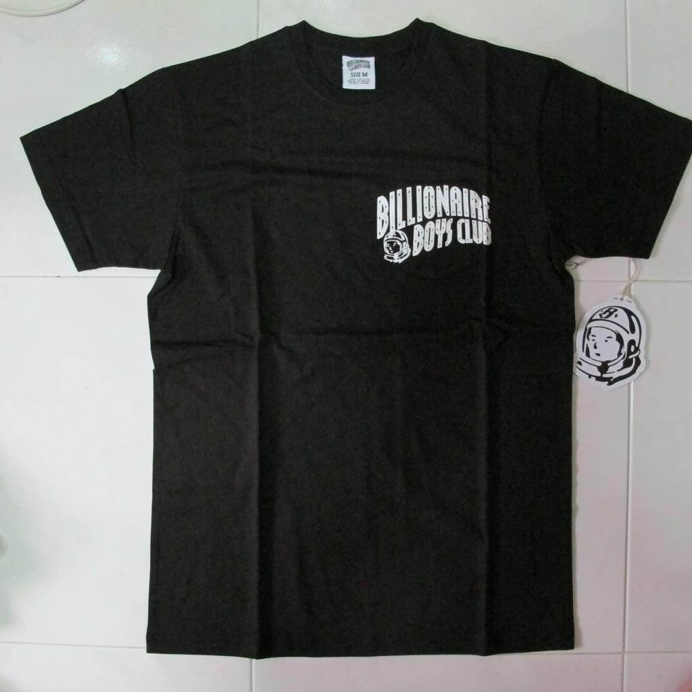 Image of Billionaire Boys Club - BB Wealth Pocket T-Shirt (Black)