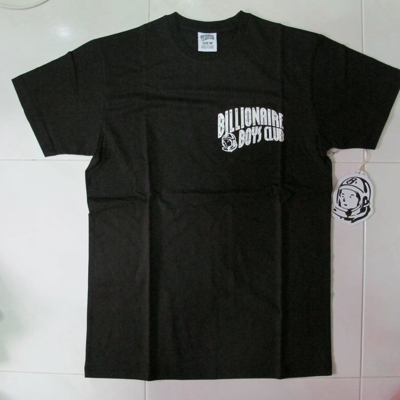 Image of Billionaire Boys Club - BB Wealth Pocket T-Shirt (Black)