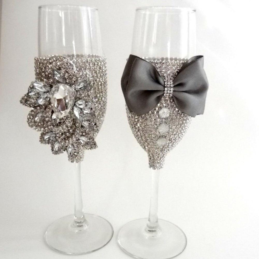 Image of Ryanne Champagne Glasses