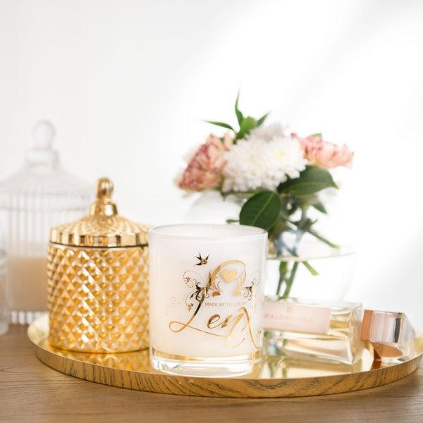 Image of Lenx Signature White and Gold Range - Large