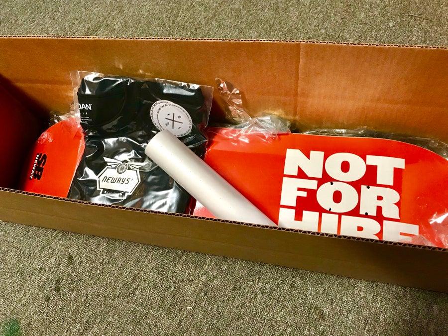 Image of NewaySB Skate box