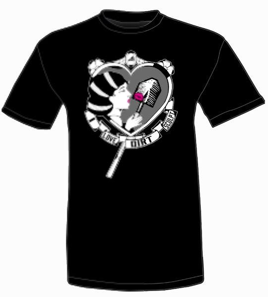 "Image of T-Shirt ""Lady"""