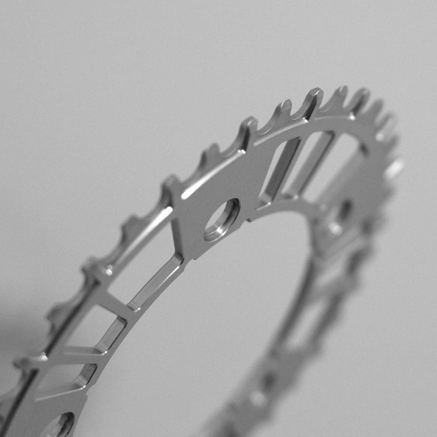 Image of aarn 110#38/40/42 1x 11-Speed Chainring (110BCD//38/40/42-Tooth)