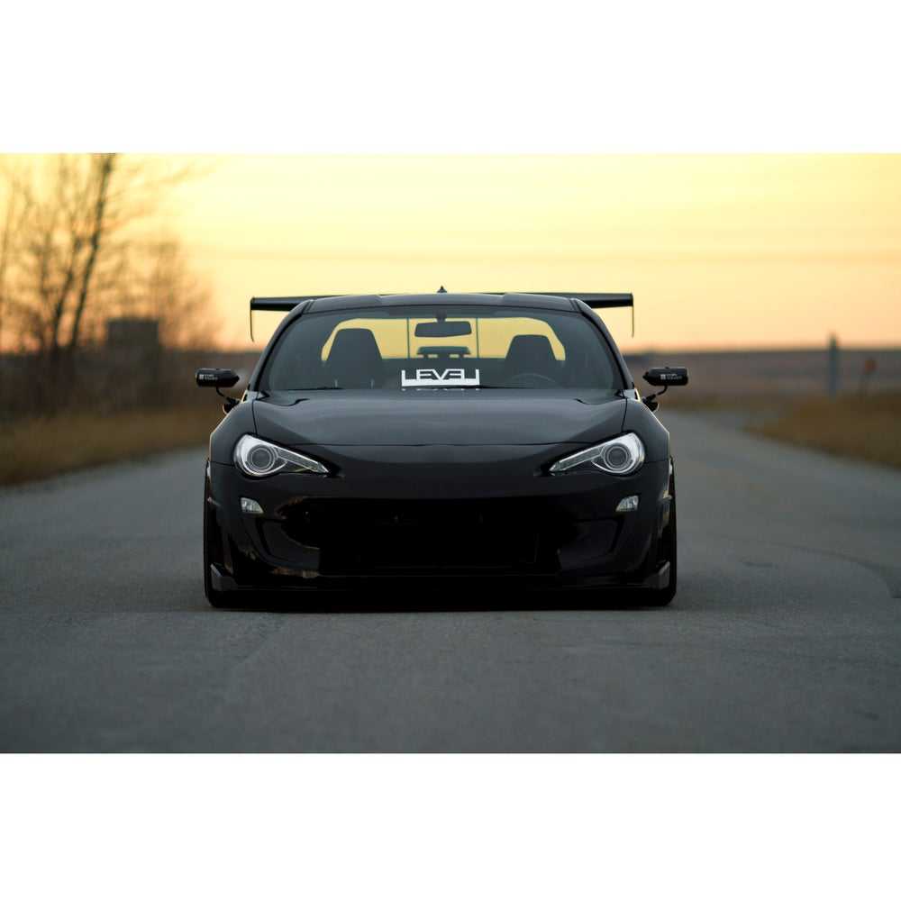 Image of Scion FR-S, Subaru BRZ, Toyota 86 TiBurnt Elite Engine Bay Kit