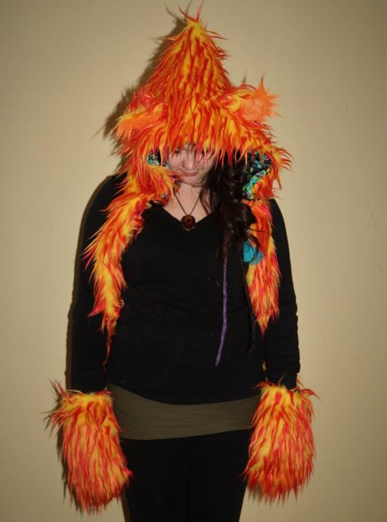 Image of Fire Spike Bolli Bear