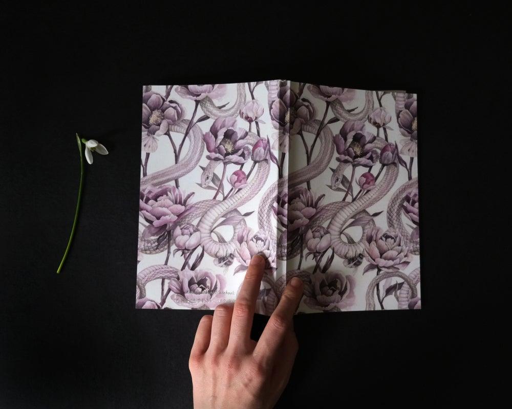 Image of Amaranthine Notebook - NEW (50 left)