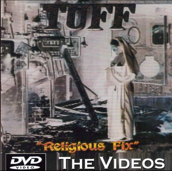 "Image of Tuff ""Religious Fix, the Videos"" DVD"