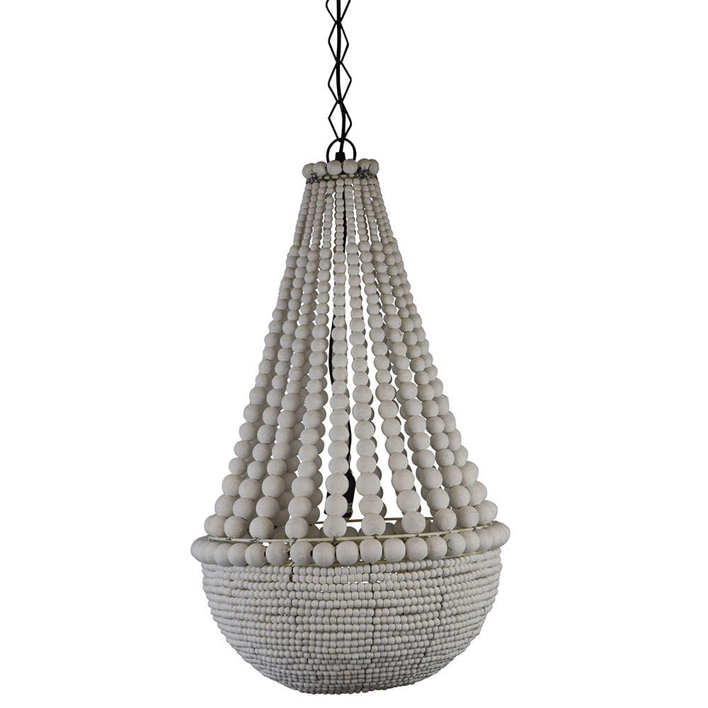 Image of Beaded Alexender Light