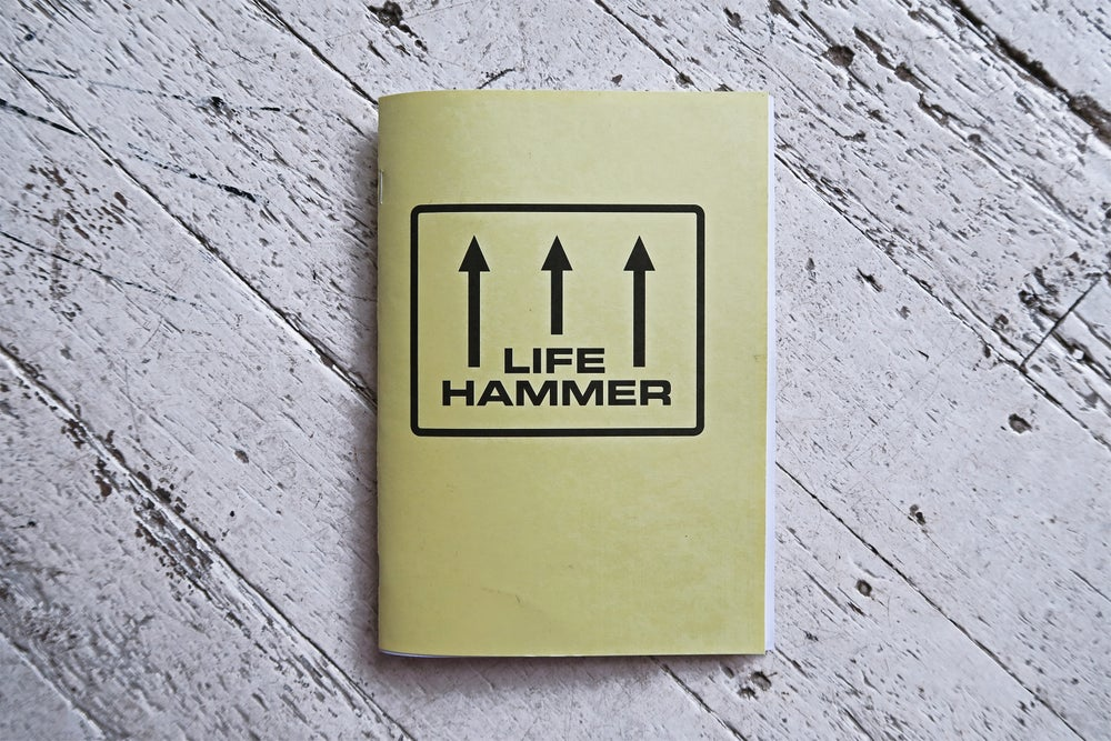 Image of Pilpress - Life Hammer
