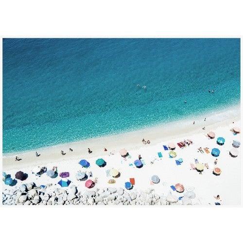 Image of Beach Rocks Framed