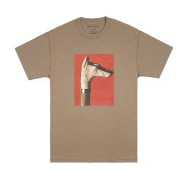 Image of FUCKING AWESOME - CANE TEE (DIRTY BEIGE)