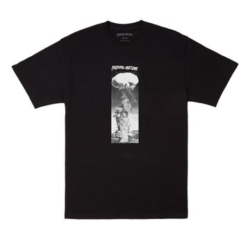 Image of FUCKING AWESOME - LORD OF BOMBS TEE (BLACK)