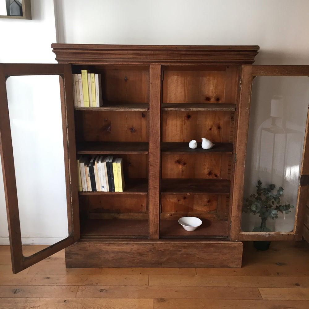 Image of Marthe, bibliothèque