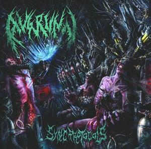 Image of AVGRUNN-SYNC PROTOCOLS CD
