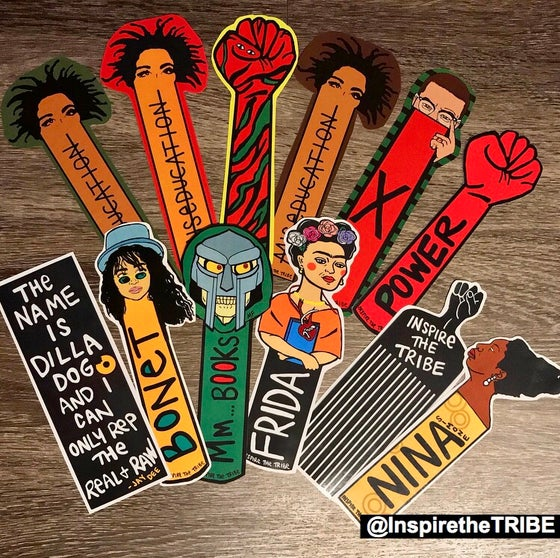 Image of Inspire the TRIBE Bookmarks (Assorted)