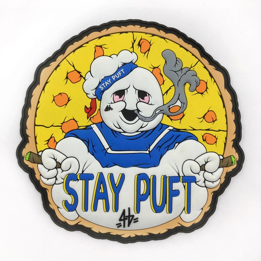 Image of STAY PUFT 4 INCH PVC PATCH