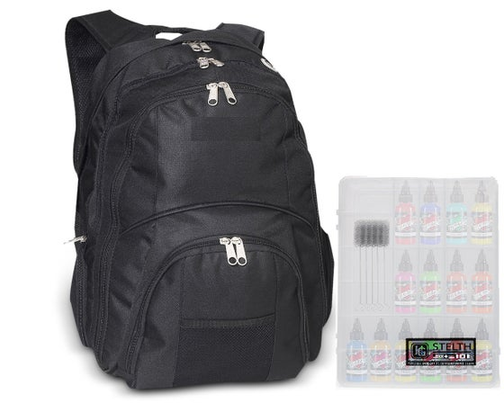 Image of Tattoo Case Backpack