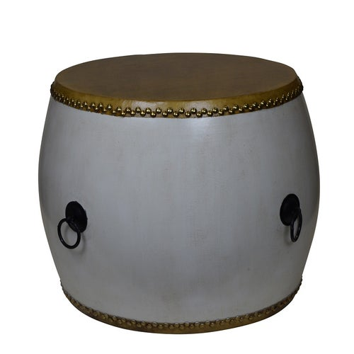 Image of Empire Drum Table