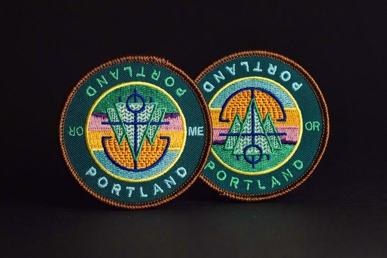 Image of Portland | Portland Patch — COLOR