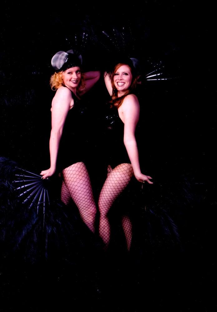 Image of Beginners Burlesque Six Week Course starts 21 Feb, Wednesdays 7.30-8.30