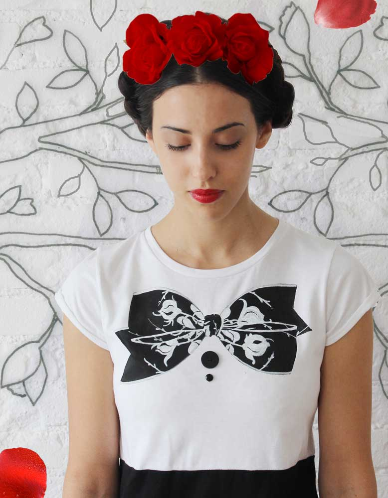 Image of Frida dress - made with love