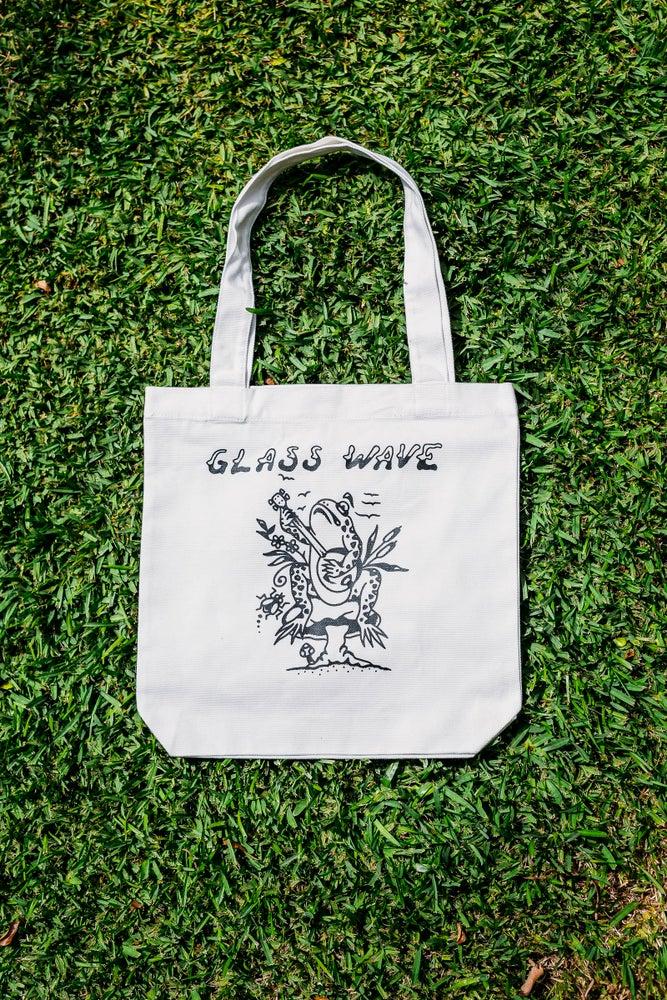 Image of 'Frog' Tote Bag