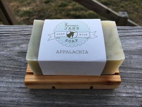 Image of Cedar Soap Dish