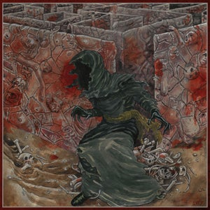 Image of Our Place of Worship is Silence - With Inexorable Suffering CD *Preorder
