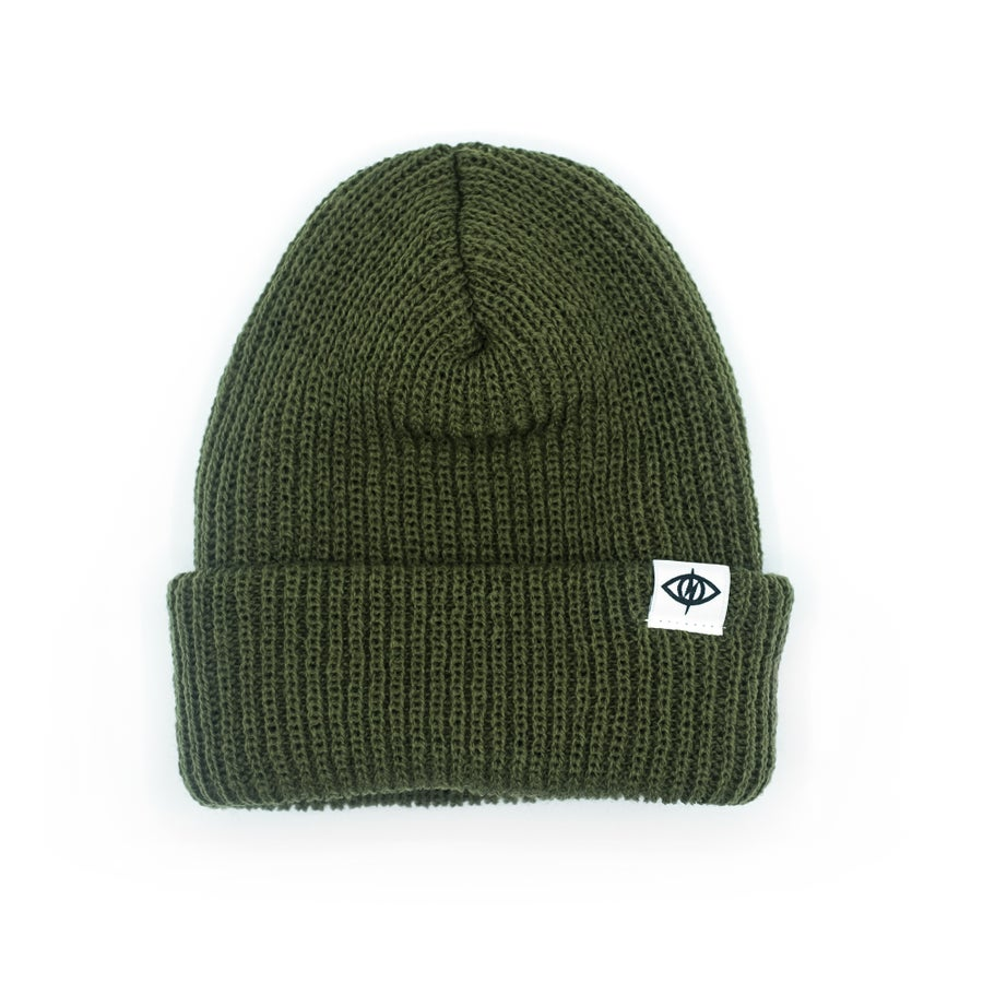 Image of WATCHCAP [ army ]