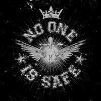 "Image of No One Is Safe - Strike First, Strike Hard 12"" Vinyl"