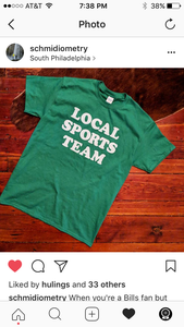 Image of Local Sports Team - birds colorway