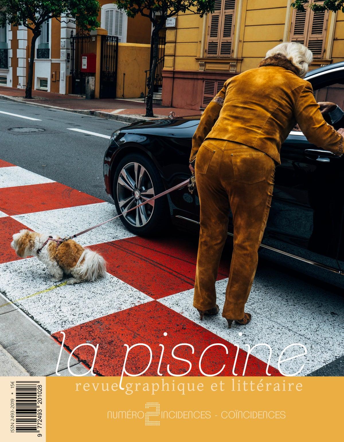 Image of Revue La Piscine - Numéro 2, incidences - coïncidences - octobre 2017