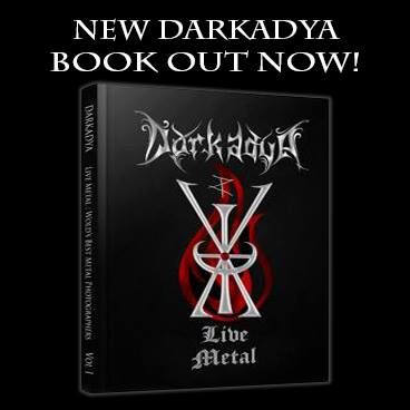 Image of Darkadya Live Metal vol. 1 [Original Series]
