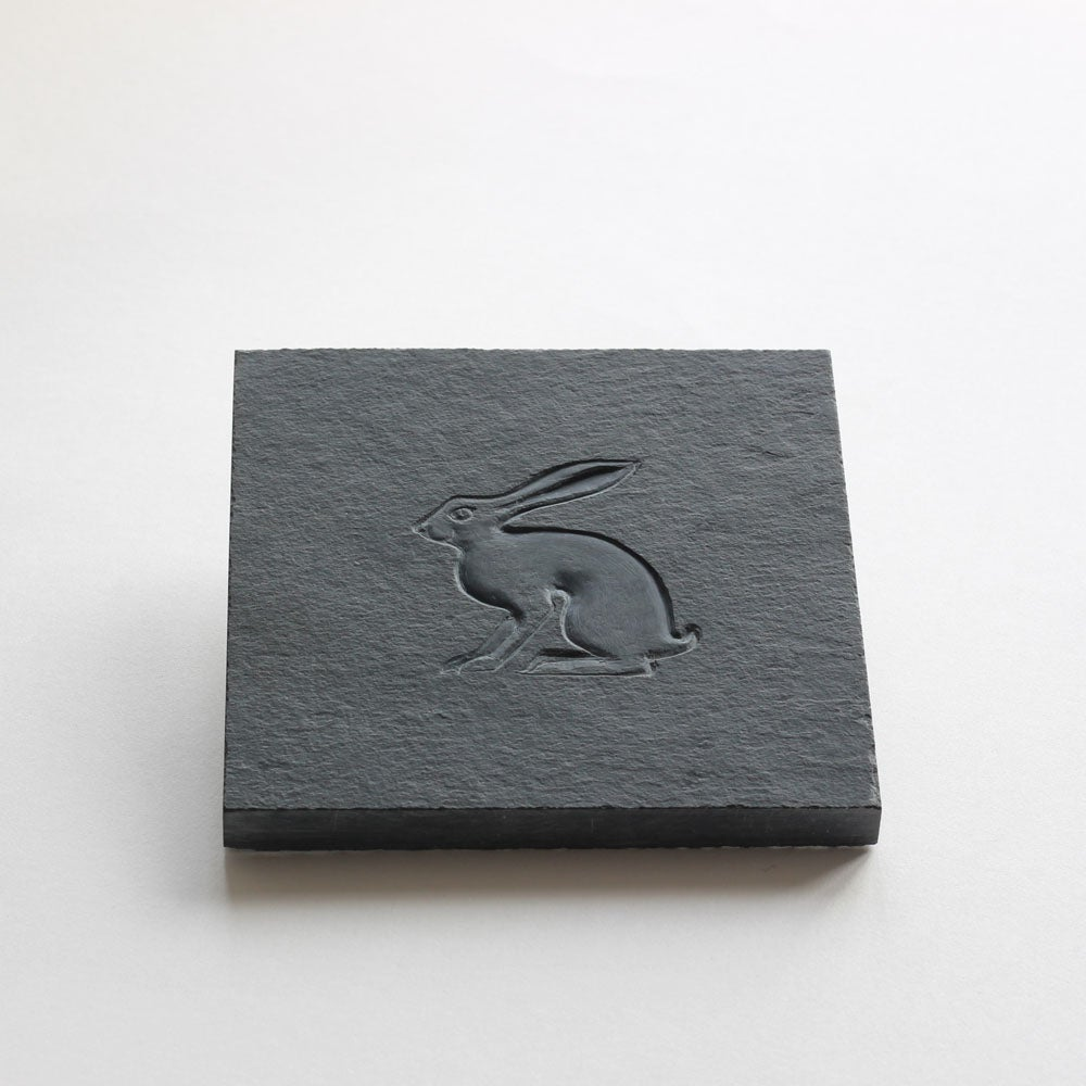 Image of Slate Tile - Hare