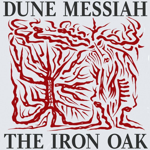 Image of [IOD018] Dune Messiah - The Iron Oak LP