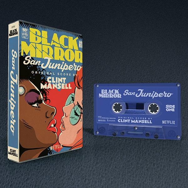 Image of Black Mirror: San Junipero (Original Score) 'Cassette' - Clint Mansell