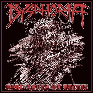 Image of DYSPHORIA: FOUL ASHES OF DECEIT CD