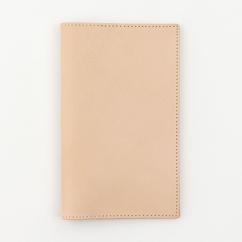 Image of MD Notebook B6 Slim Goat Leather Cover